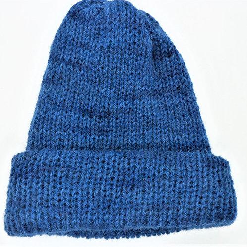 Woollen Hat by Jenny Knoll Yarns