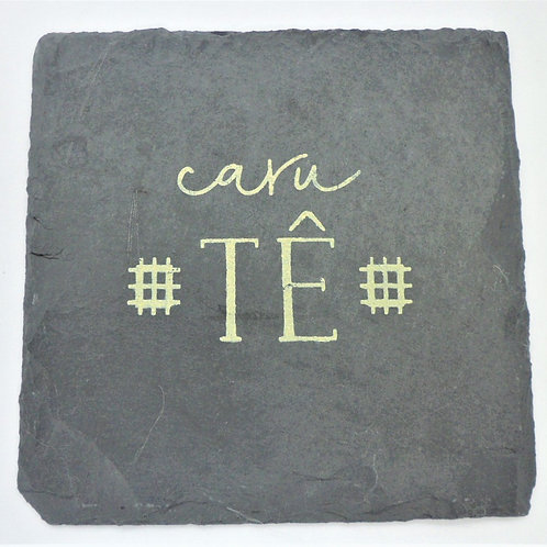 Welsh Slate Coasters from Teme Trinkets