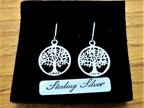 Sterling Silver Earrings by Valma's Jewellery