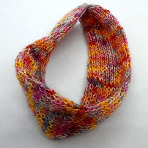 Knitted Headband by Jenny Knolls Yarns