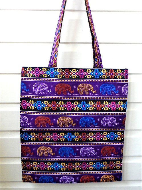 Colourful Shopping Bags by Bags of Colour