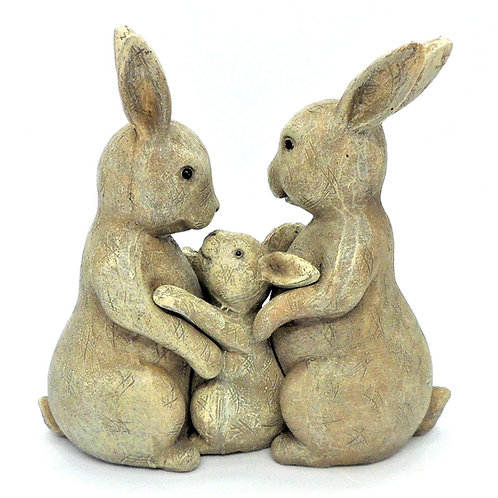 Interlocking Rabbits from Willow