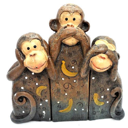Interlocking Monkeys from Willow