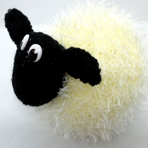 Sheep Soft Toy by Hedgehogs, Owls & Pals