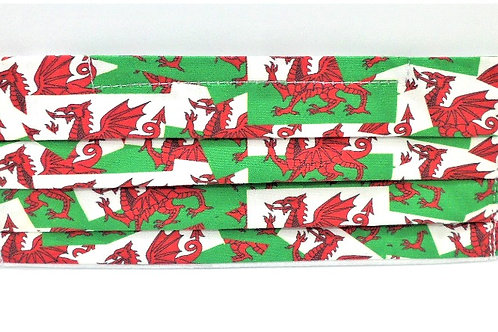 Welsh Facemasks by Jackie