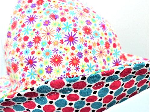 Reversible Sun Hats by Happy Hobbies