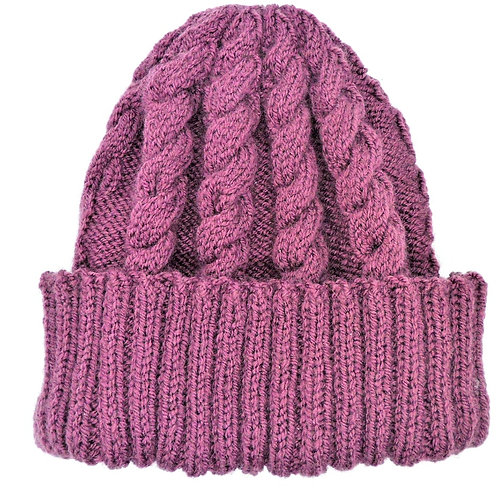 Woollen Hat by Knits & Knots