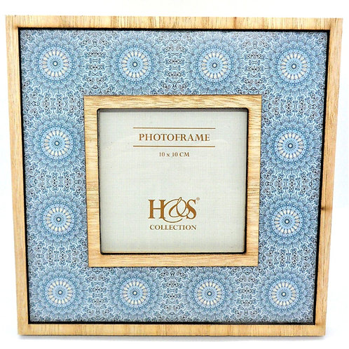Bordered Picture Frame from Teme Trinkets