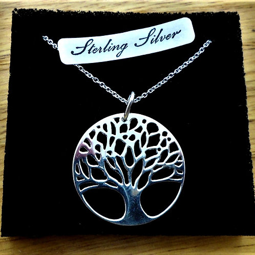 Sterling Silver Necklaces by Valma's Jewellery