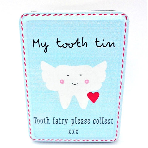 Tooth Tin from Teme Trinkets