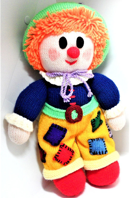 Large Knitted Characters from Knatty Knitter