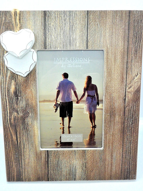 Wood Effect Photo Frame from Teme Trinkets