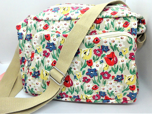 Canvas Shoulder Bags from Teme Bag Lady
