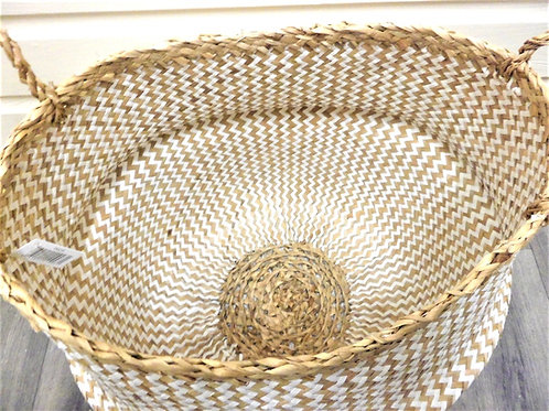 Seagrass Folding Baskets from Willow