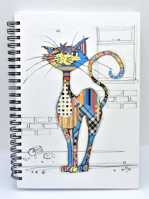 A5 & A6 Bug Art Notebooks from Teme Trinkets