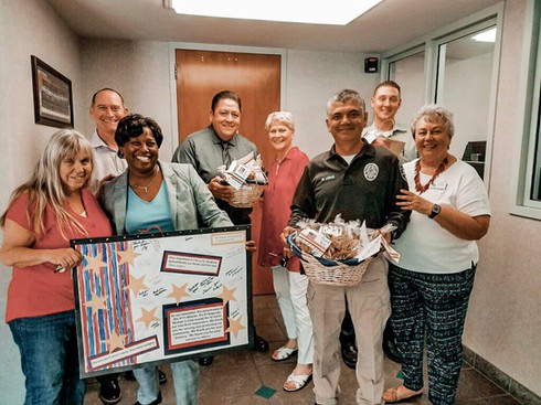 Woman's Club members give back to the community. Learn more!