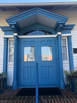 ESWC Clubhouse Door