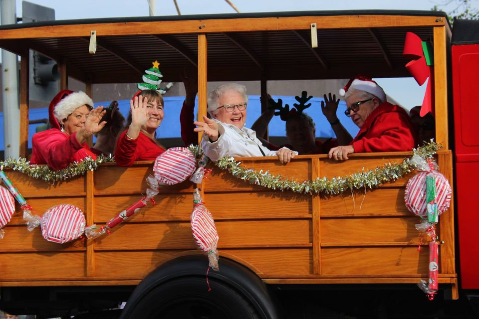 ESWC members in Annual Holiday Parade