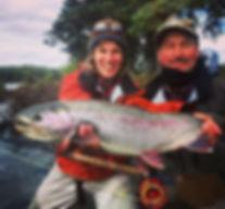 Kenai River Fishing Alaska Rainbow Trout Guides kenai river cowboys