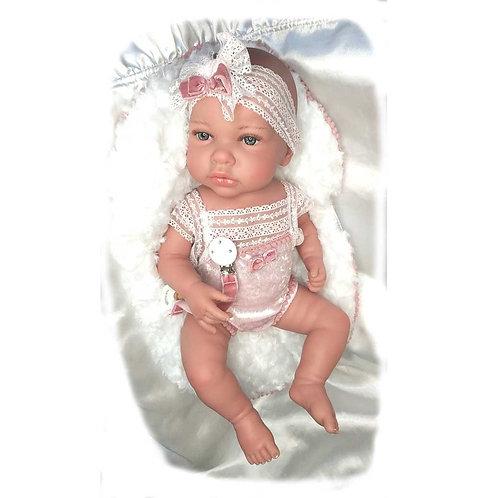 Bébé Anne  par Marina & Pau 45cm