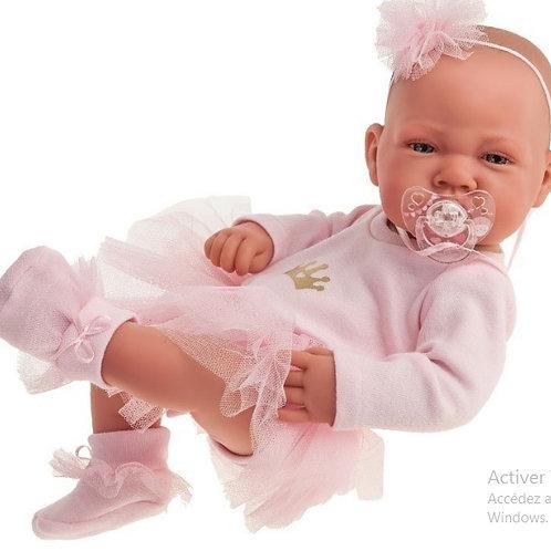 Recien NacidaBallerina jouet-reborn sexué fille d'Antonio Juan 5085