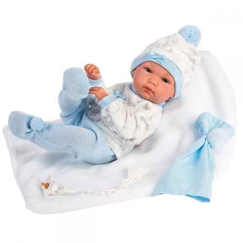 Bébé Bimbo jouet-reborn par Miguel Llorens 35cm 63571