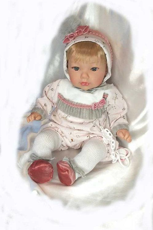 Bébé Alina Cotton par Marina & Pau 45cm