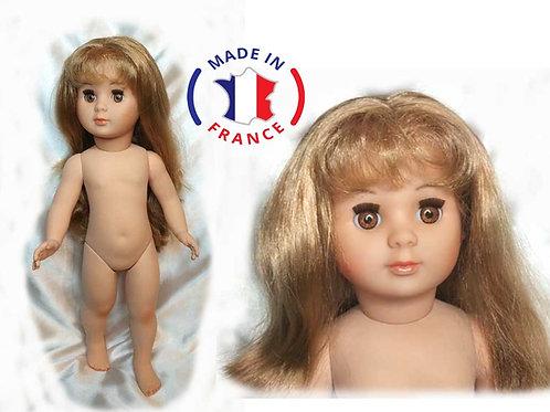 Marie Françoise de PetitCollin  cheveux longs frange blonde 964172