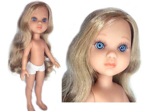 Berjuan Eva Desnuda blonde nue 2821