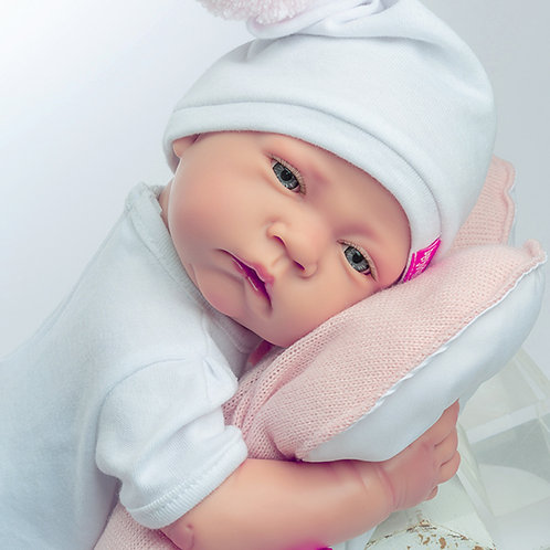 Bébé  Newborn jouet-reborn 45cm par Berjuan Dolls 8105