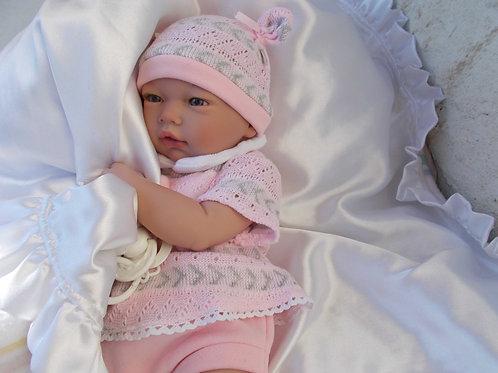 Bébé Fanny jouet-reborn 47cm par Guca