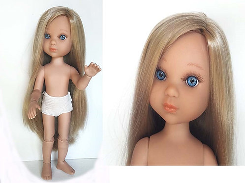 Berjuan Eva 13 articulations  blonde nue 4820