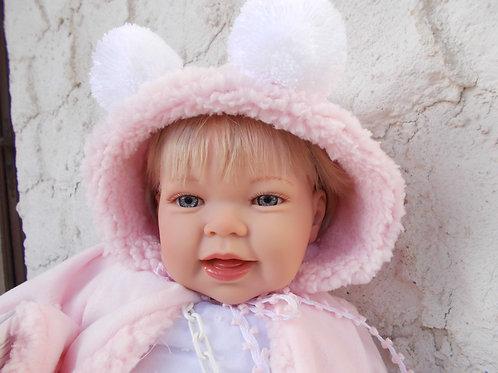 Bébé Suzy jouet-reborn Nines d'Onil 47cm