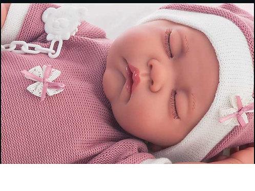 Luna Cojin d'Antonio Juan 3380 Bébé endormi