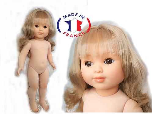 Marie Françoise de PetitCollin  cheveux longs frange blonde 284072