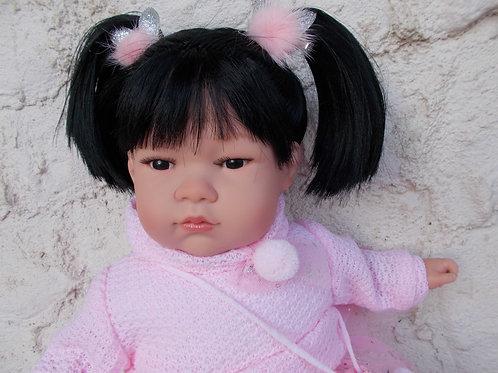 Bébé Taï  asiatique Nines d'Onil