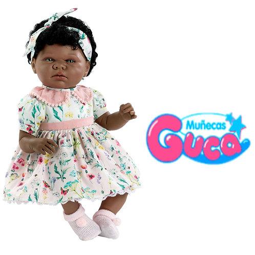 Bébé Bintou par Guca 47cm