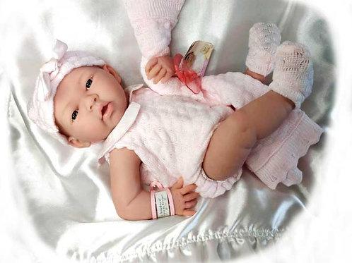 Bébé Real Girl La Newborn Berenguer Boutique 18053