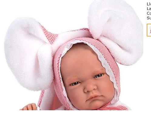 Bébé Lilas jouet-reborn 43cm par Miguel Llorens