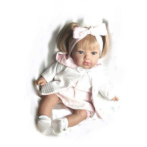 Bébé Alina  par Marina & Pau 45cm
