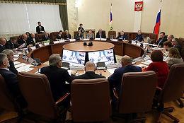 Совещание в министерстве сельского хозяйства РФ по вопросам развития лекарственного и эфиромасличного растениеводства