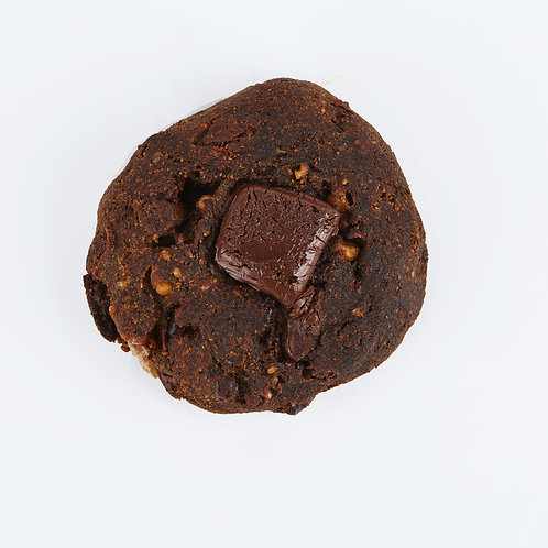 Spiced Chocolate & Date Buns