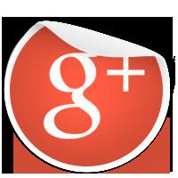 Google+ Sticker