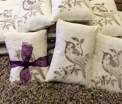 Lavender Sachets - CERTIFIED ORGANIC