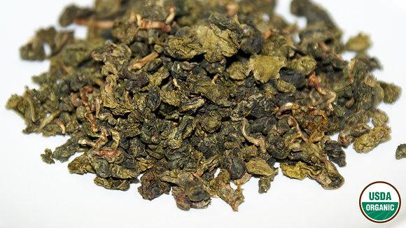 Jade Green Ti Kuan Yin - CERTIFIED ORGANIC