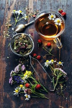 Herbal Blends vs. Tea