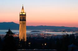 Berkeley University Sather Tower