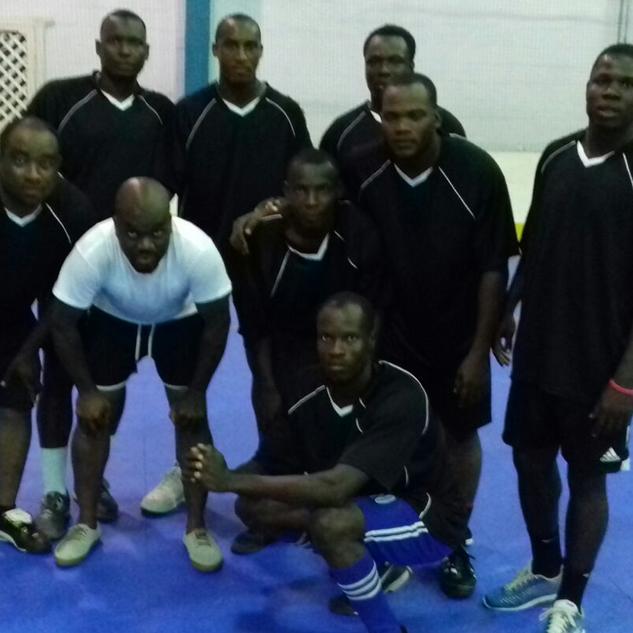 Beaches Football Team