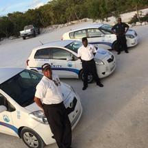 Patrol Cars and Team