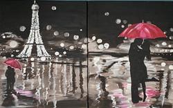 Paris Diptych